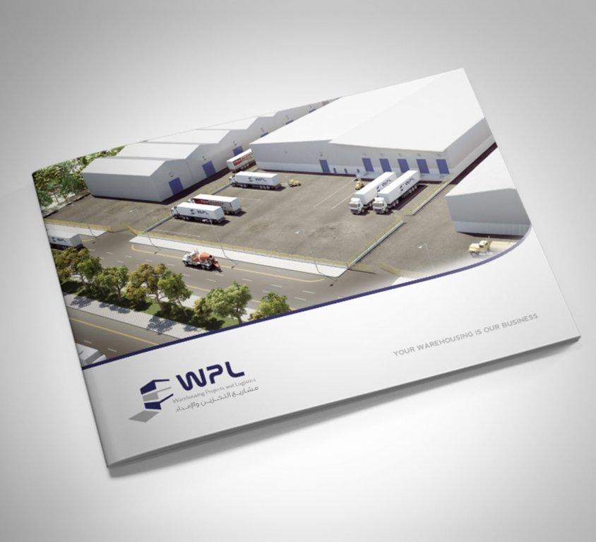 WPL Brochure Design