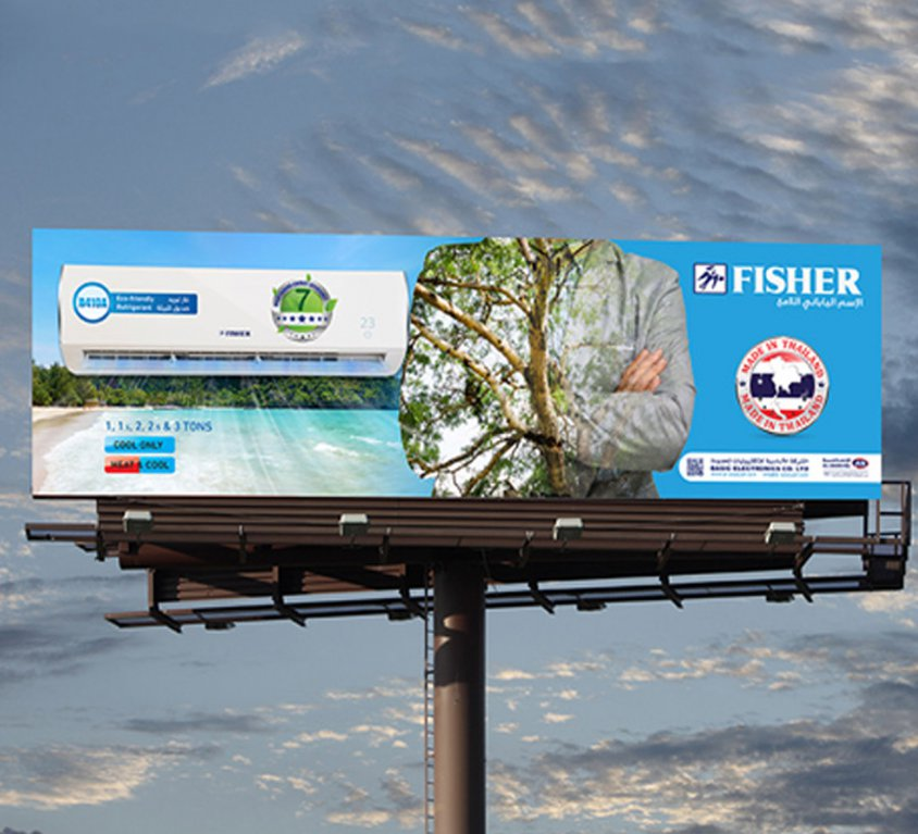 FISHER CAMPAIGN