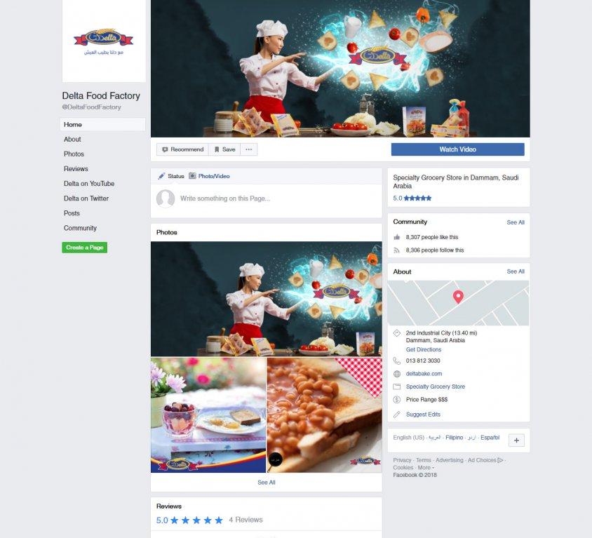 Delta Social Media Campaign