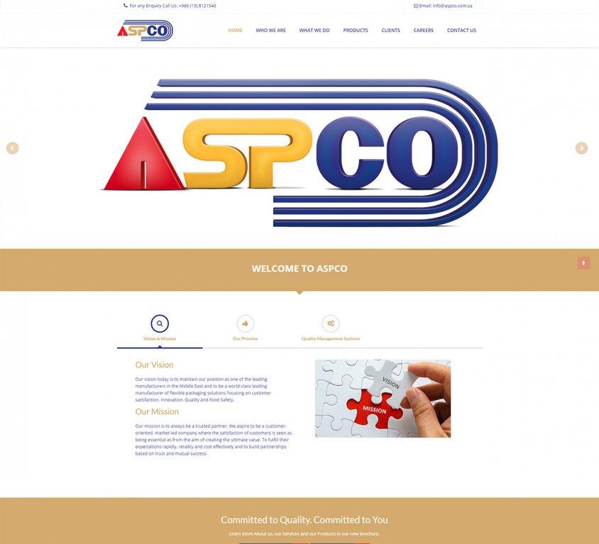 ASPCO Packaging Solutions