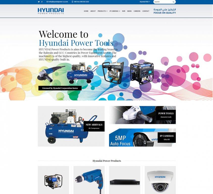 HYUNDAI Power Products