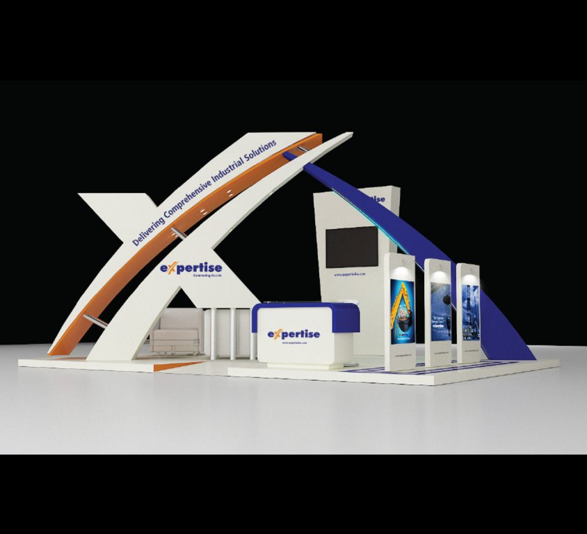 EXPERTISE BOOTH STAND DESIGN