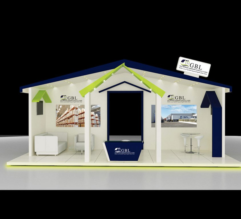GBL BOOTH STAND DESIGN